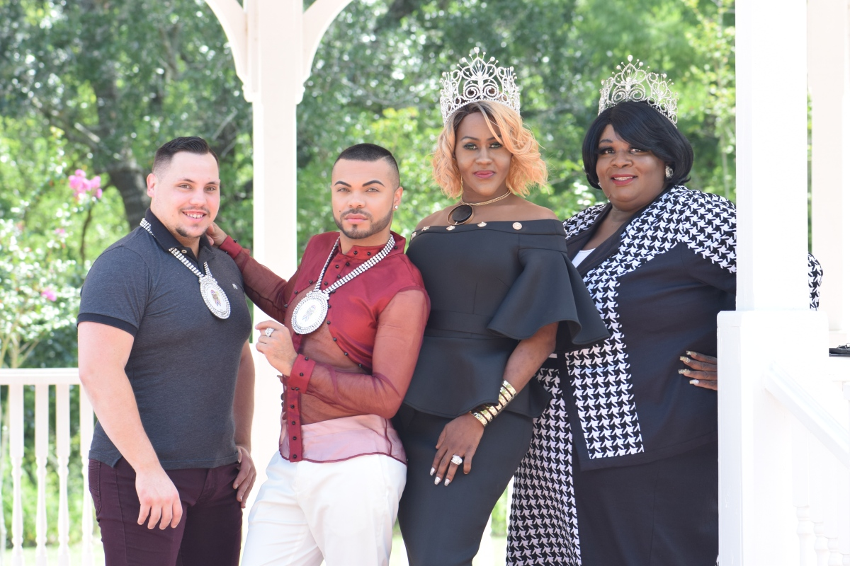 Pearland's Royal Family- Look into the world of Pearland's Gay/Trans Beauty Pageant - Mr. & Miss Gay Pearland